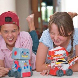 ערכה לייצור דינורובוט – רובוט שואג