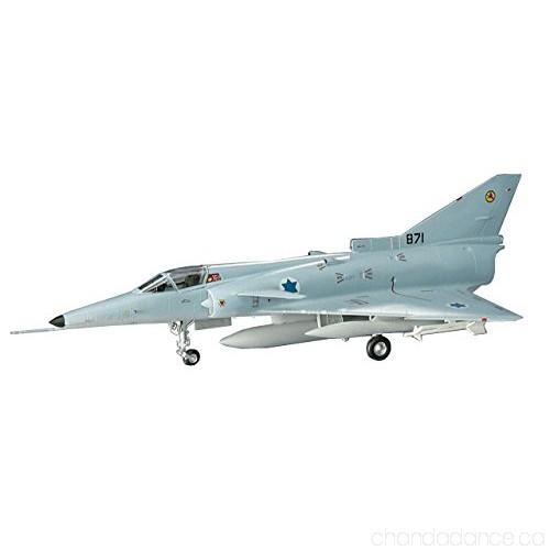 קיט הרכבה לילד מטוס תקיפה דגם כפיר C2 של חיל האוויר הישראלי 54 חלקים