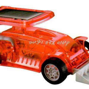בולדוזר סולארי – צעצוע חינוכי להרכבה