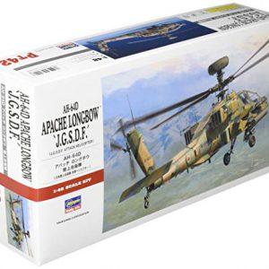 דגם בניה מסוק תקיפה AH-64D APACHE LONGBOW של צבא יפן 326 חלקים