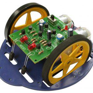 רובוט LICON ערכה רובוטית לבנייה עצמית