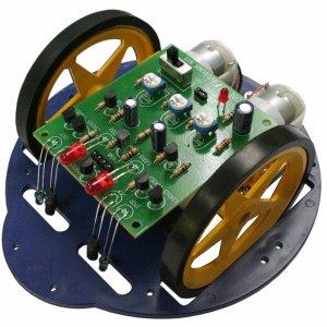 ערכת רובוטיקה TACON – רובוט הנע על קו שחור