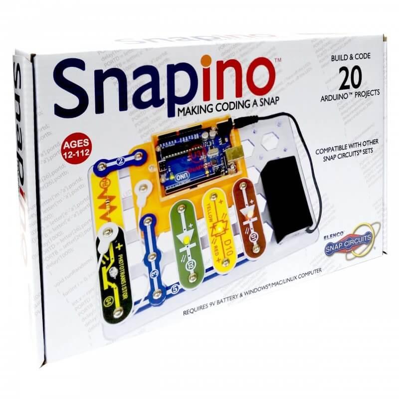 סנפינו – ערכת ארדואינו תכנות לתלמיד מבוססת Arduino מבית Elanco