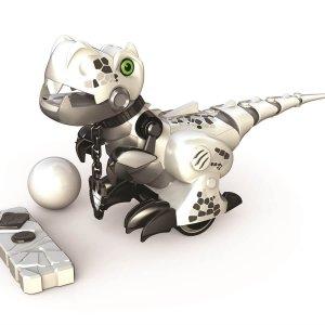 דינו הדינוזאור האינטראקטיבי + שלט חומק ממכשולים מבית Silverlit