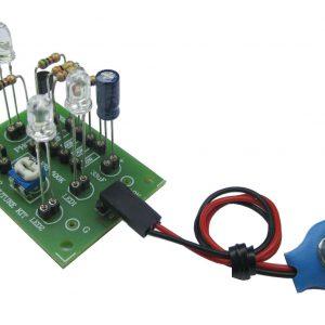 חשמל אלקטרוניקה הרכבה בלוח מודפס – חיישן – מנורת לילה