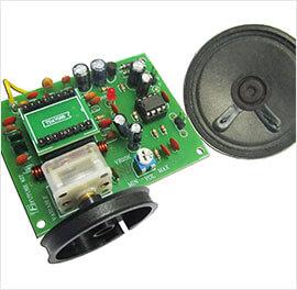 אלקטרוניקה לתלמיד עם רמקול