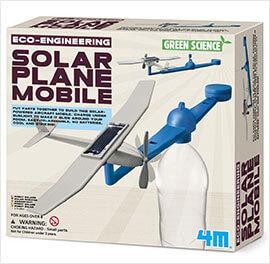 מדע ירוק - ערכות סולאריות