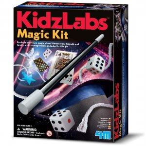 מיני מעבדה לילדים לחקר הקסמים מבית 4M