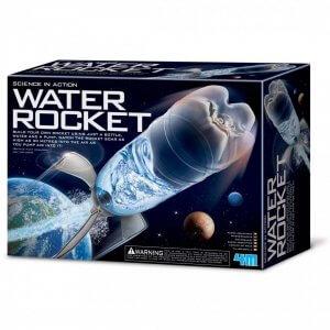 ערכת מדע לילדים – טיל מים 4M