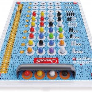 """""""הקוד הסודי"""" משחק אסטרטגיה לילדים מגיל 7  ללימוד מיומנויות הגיון וקידוד מבית Quercetti"""
