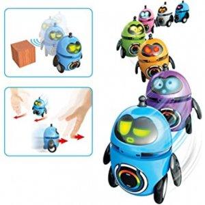 שלישיית רובוטים נשלטים בתנועות SILVERLIT