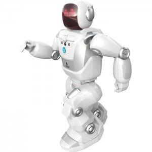 רובוט שלט לתכנות PROGRAM A BOT X מבית Silverlit