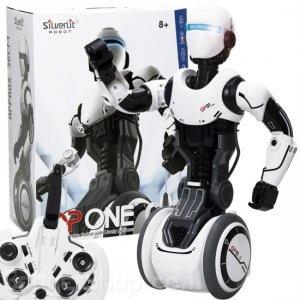רובוט חכם ניתן לתכנות OP One Silverlit לילדים